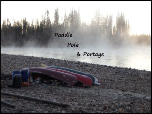 Paddle Pole and Portage