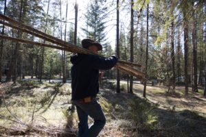 Gathering Poles